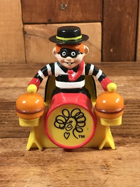 "Vintage McDonald's ""Hamburglar"" Bnad Happy Meal Toy (1)"