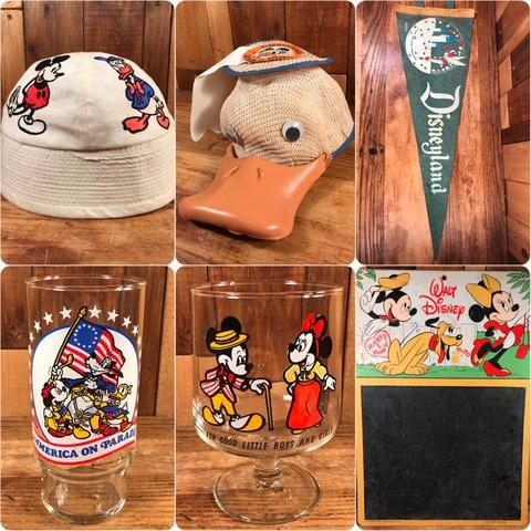 Vintage Disney Mickey & Minnie Mouse Chalkboard
