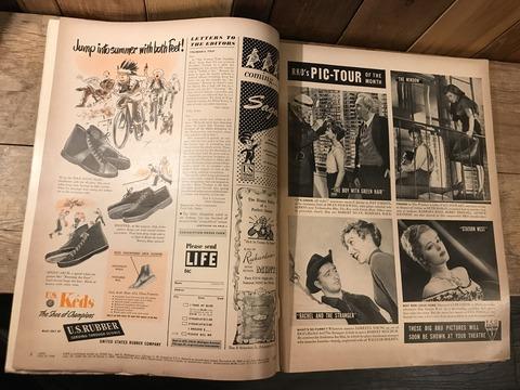 vintage 40's life magazine (279)