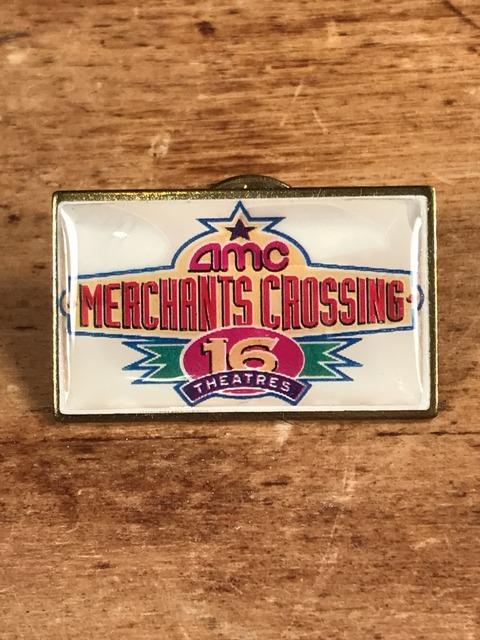 Vintage AMC Merchants Crossing Enamel Pins (1)