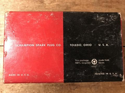 vintage champion spark plugs with 10 box set (29)