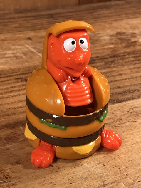 Vintage McDonald's McDino Changeables Happy Meal Toy (15)