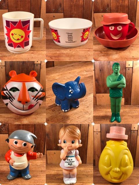 """Vintage Kellogg """"Tony the Tiger"""" Plastic Cookie Jar"""