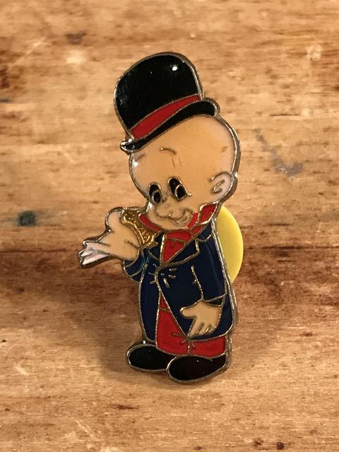 "Vintage Looney Tunes ""Elmer Fudd"" Enamel Pins (1)"