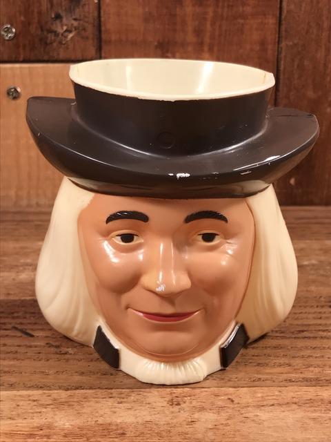 Vintage Quaker Oats Plastic Mug (1)