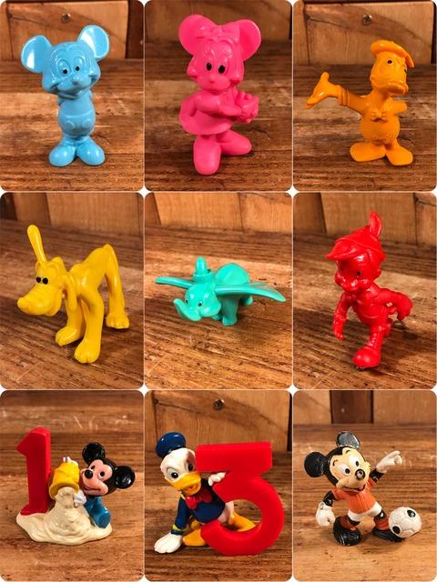 "Vintage Disney ""Mickey Mouse"" PVC Figure"