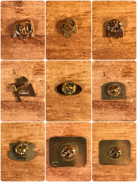 Vintage McDonald's Metal Pins (7)