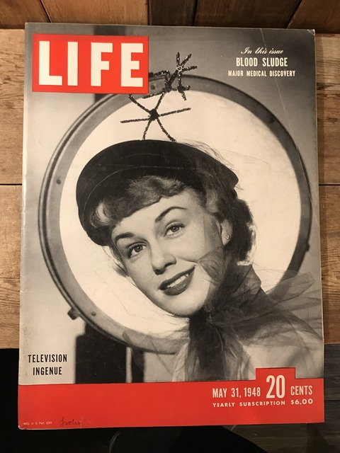 vintage 40's life magazine (210)