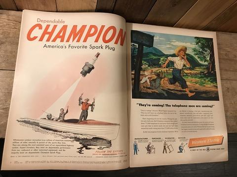 vintage 40's life magazine (240)