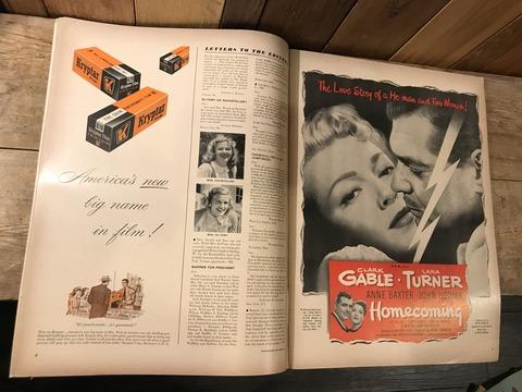 vintage 40's life magazine (223)