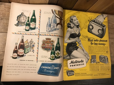 vintage 40's life magazine (241)
