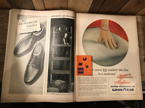 vintage 40's life magazine (38)