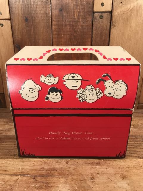Vintage Hallmark Peanuts Snoopy Valentines Box (1)