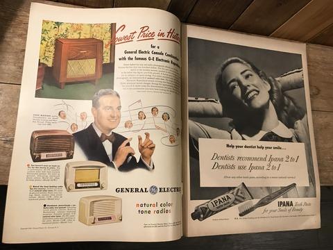 vintage 40's life magazine (258)