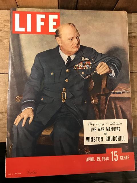 vintage 40's life magazine (190)