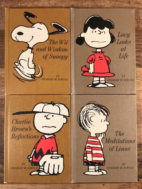 Vintage Hallmark Peanuts Snoopy Mini Picture Book Set (9)