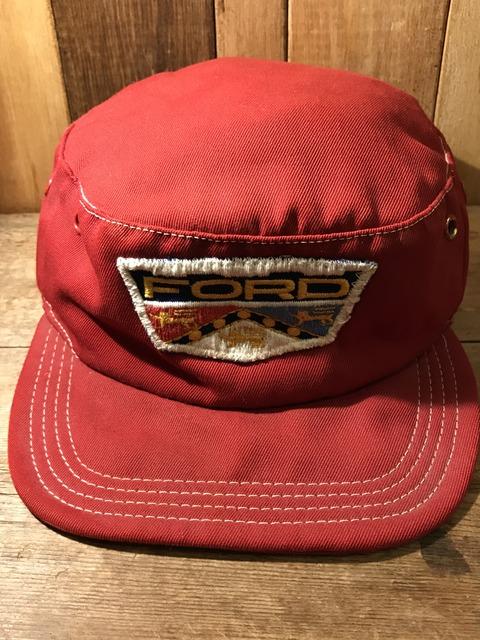 vintage ford motor company cap (3)