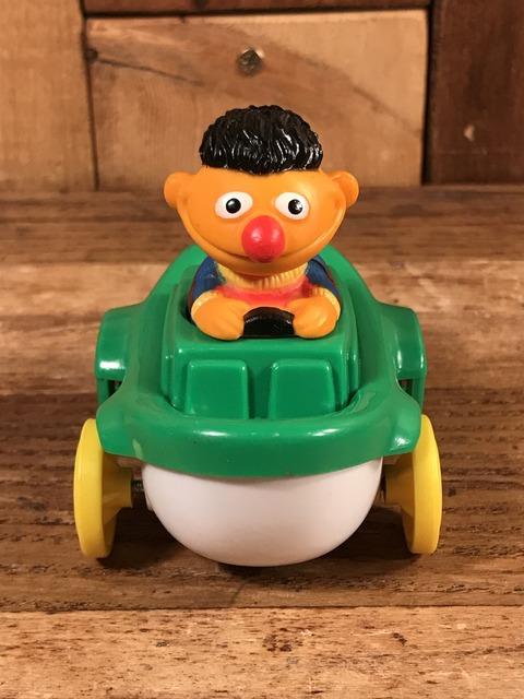 """Vintage Illco Sesame Street """"Ernie"""" Car Toy (1)"""