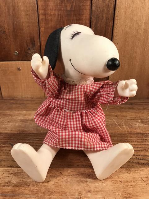 "Vintage Peanuts Snoopy ""Belle"" Fun & Fashion Dress Up Doll (22"