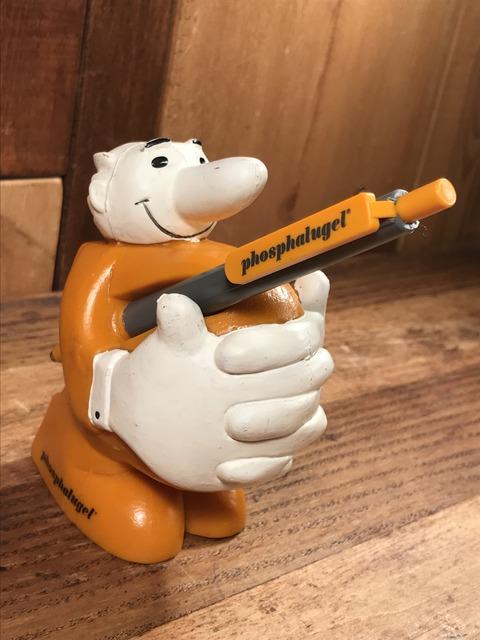 Vintage Phosphalugel Pen Holder PVC Figure (3)