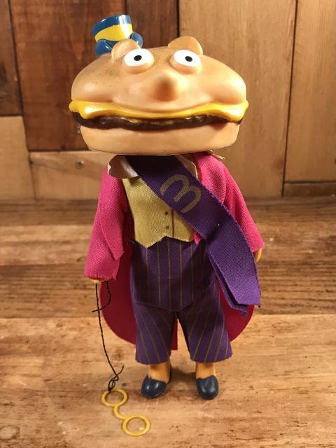 """Vintage Remco McDonaldland """"Mayor McCheese"""" Action Figure (1)"""