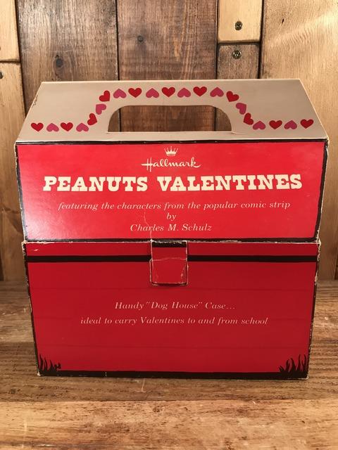 Vintage Hallmark Peanuts Snoopy Valentines Box (4)