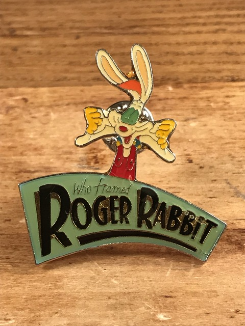 Vintage Roger Rabbit Enamel Pins (21)