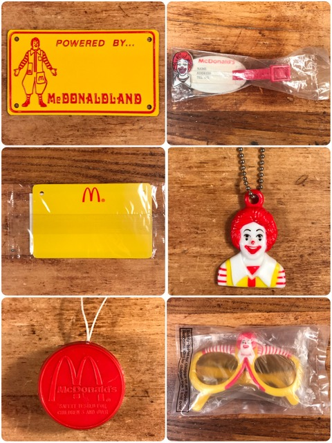 Vintage McDonaldland Item