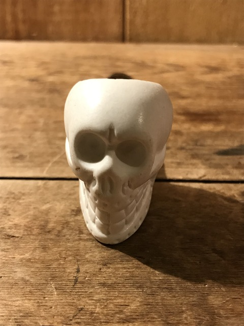 vintage cigarette holder skull pipe (1)