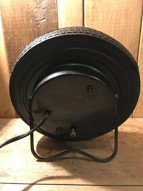 vintage BF goodrich silvertown tire wall clock (2)