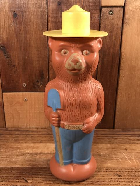 Vintage Smokey Bear Soaky Bottle (1)