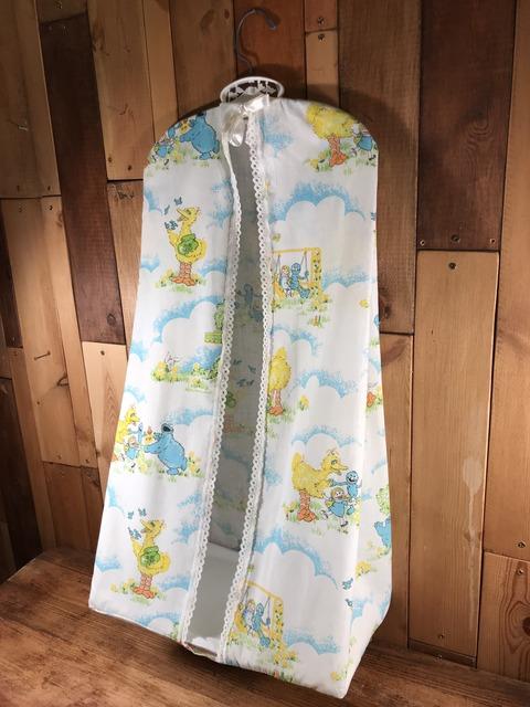 Vintage Sesame Street Cloth Hanger Bag (2)