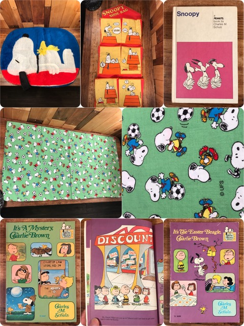 Vintage Peanuts Snoopy Item (3)