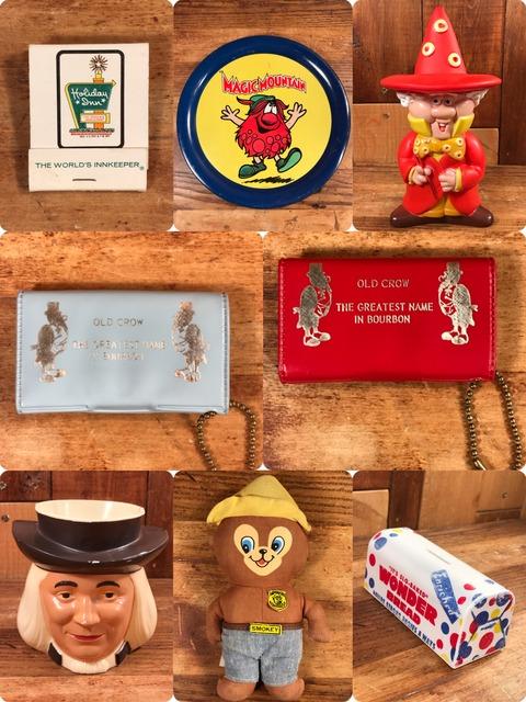Vintage Advertising toys (3)