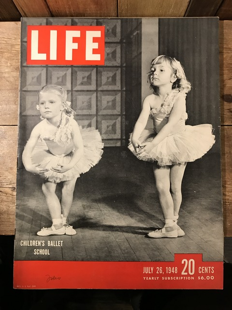 vintage 40's life magazine (44)