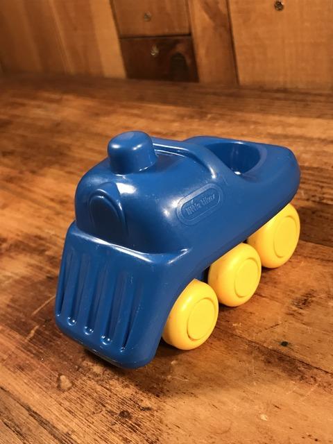 """Vintage Little Tikes Toddle Tots """"Blue"""" Train (2)"""
