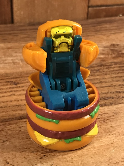 Vintage McDonald's Changeables Happy Meal Toy (15)