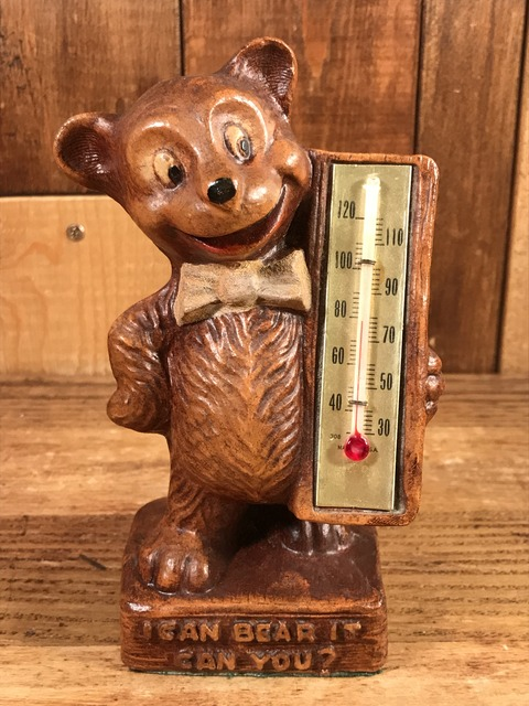 Vintage I Can Bear It Can You Thermometer (1)