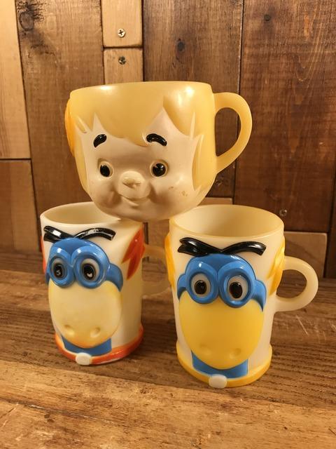 フリントストーン ビンテージ マグカップ