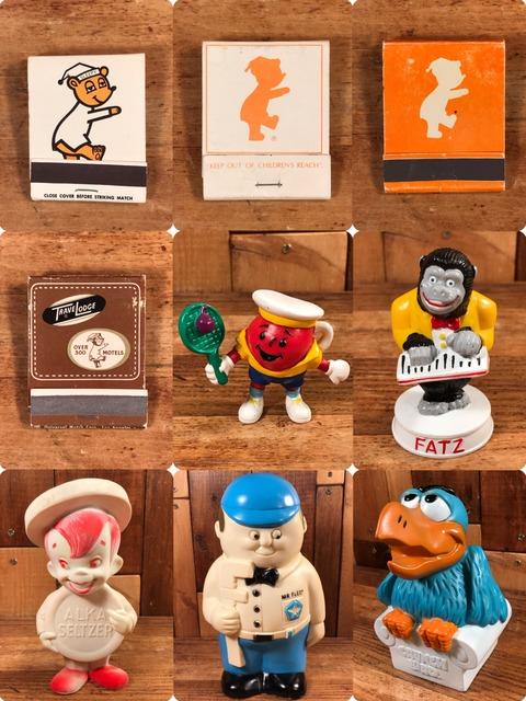 Vintage Advertising toys (5)