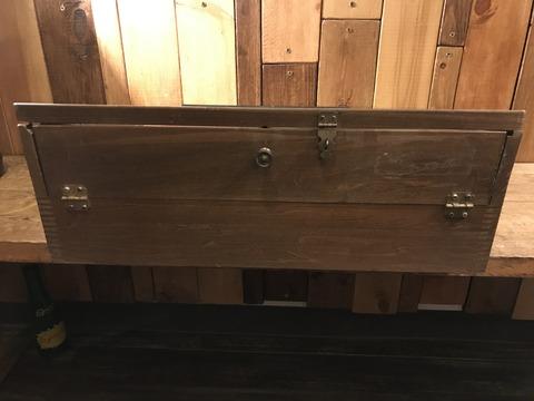 vintage buck knife display case (11)