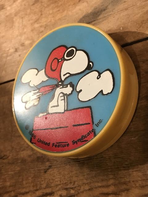 vintage snoopy peanuts air freshener  (2)
