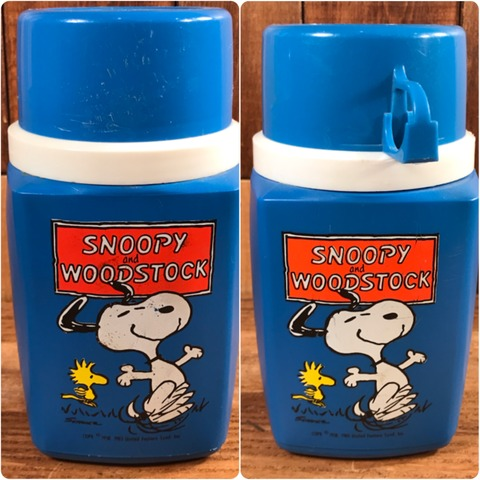 """Thermos Peanuts """"Snoopy & Woodstock"""" Thermos Bottle"""