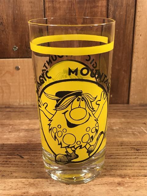 Vintage Magic Mountain Troll Glass (1)