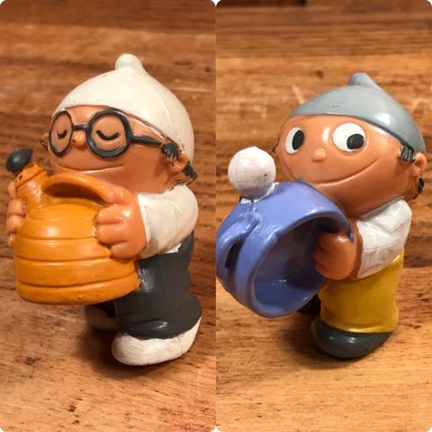 Vintage Mainzelmannchen PVC Figure