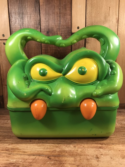 Vintage Creature Features Monster Lunch Box (1)