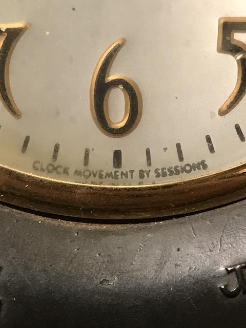 vintage BF goodrich silvertown tire wall clock (14)