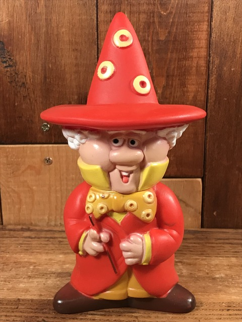 """Vintage Campbell Soup """"Wizard Of O's"""" Vinyl Figure (1)"""