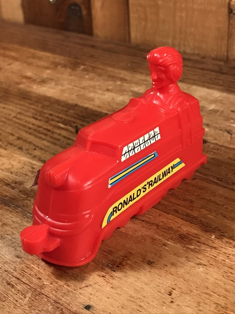 """Vintage McDonald's Little Engineer """"Ronald"""" Happy Meal Toy (2)"""