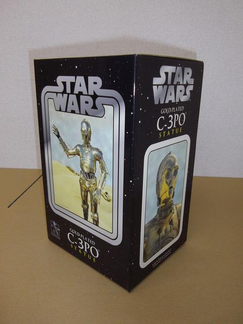 ジェントルジャイアント C-3PO スタチュー